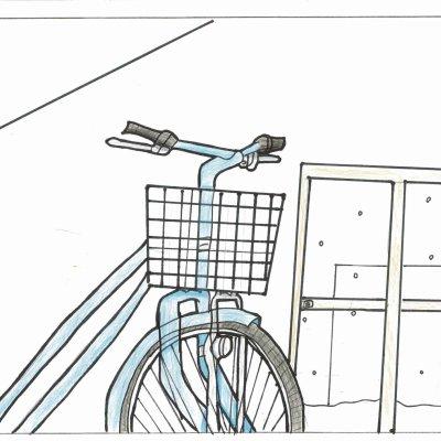 自転車 俱知安町立俱知安小学校
