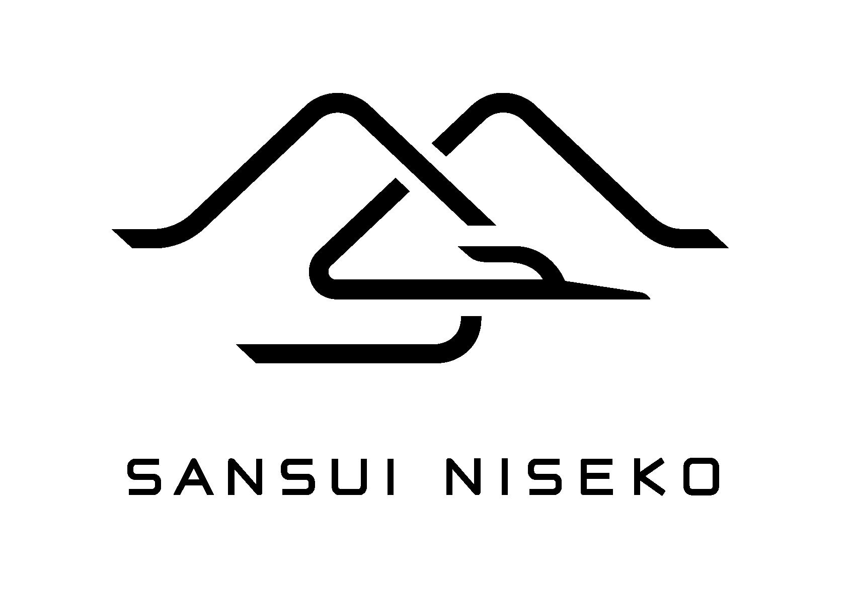 Sansui Niseko lockup black