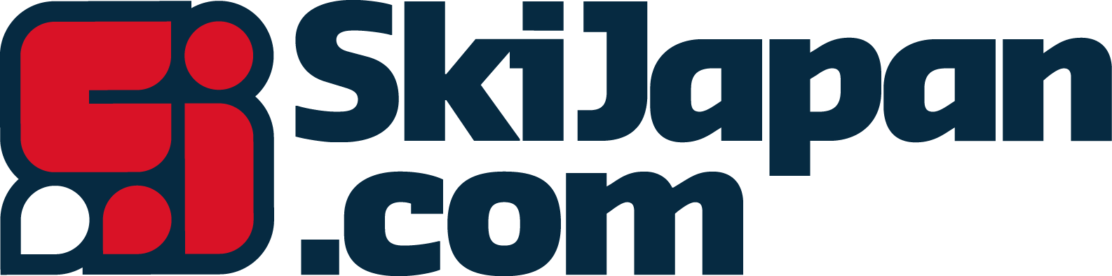 Ski Japan Horizontal logo